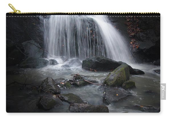 Mysterious Waterfall Carry-all Pouch