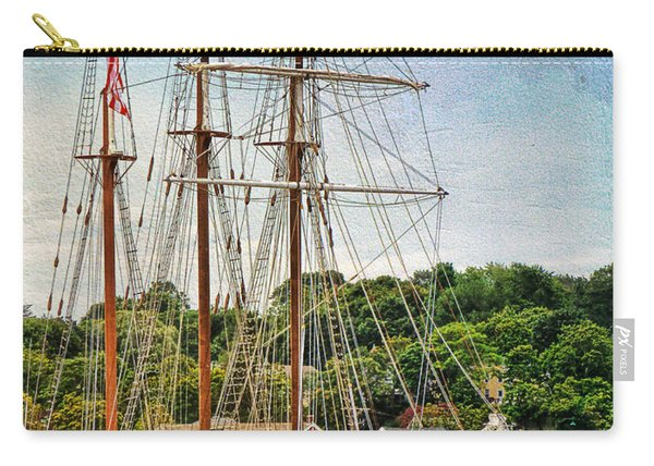Mystic Seaport  Carry-all Pouch