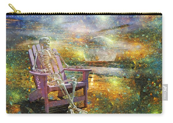Mystical Sam On Topsail Carry-all Pouch