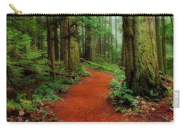 Mystical Trail Carry-all Pouch