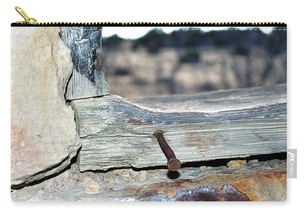 Nail On The Trail Carry-all Pouch