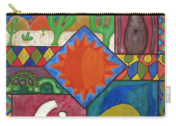 Naive #12 Carry-all Pouch