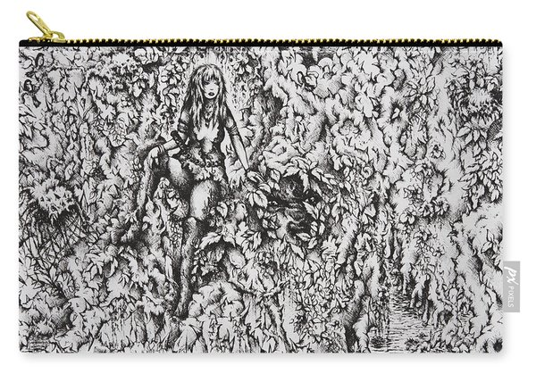 Nan Dungortheb Carry-all Pouch