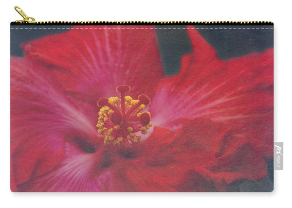 Nanakuli Floral Celebration Carry-all Pouch