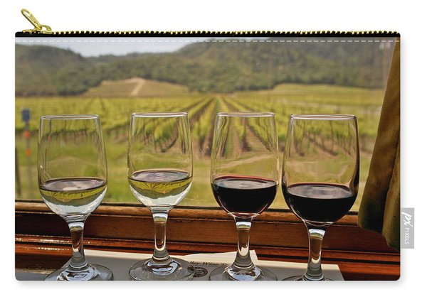 Napa Valley Wine Train Delights Carry-all Pouch