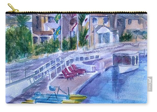Naples Fun Carry-all Pouch