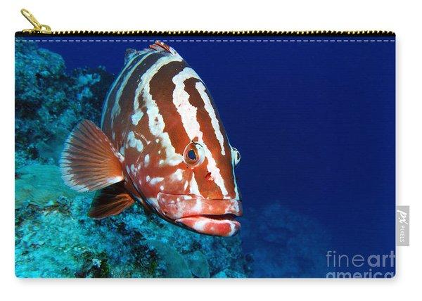 Nassau Grouper Carry-all Pouch