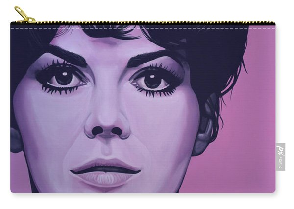 Natalie Wood Carry-all Pouch