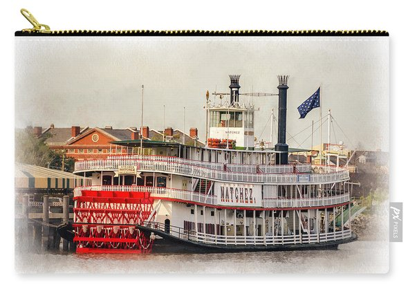 Natchez Sternwheeler Paint Carry-all Pouch