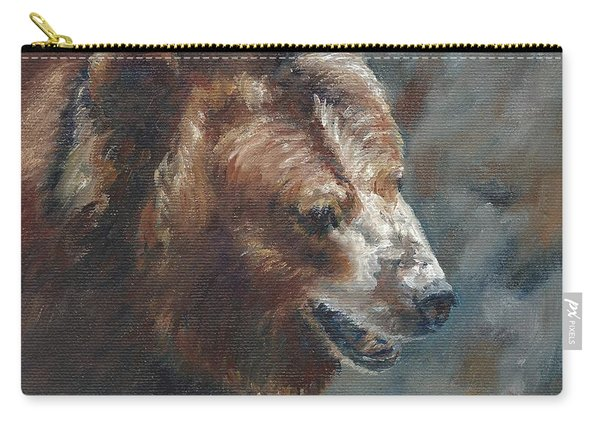 Nate - The Bear Carry-all Pouch
