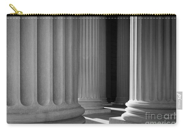 National Archives Columns Carry-all Pouch