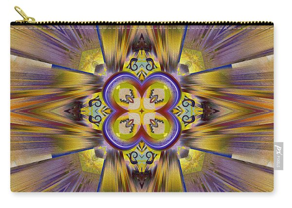 Native American Spirit Carry-all Pouch