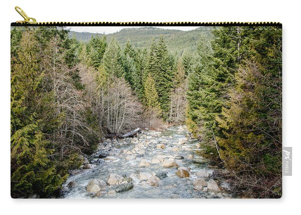 Island Stream Carry-all Pouch