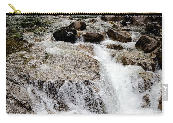 Backroad Waterfall Carry-all Pouch