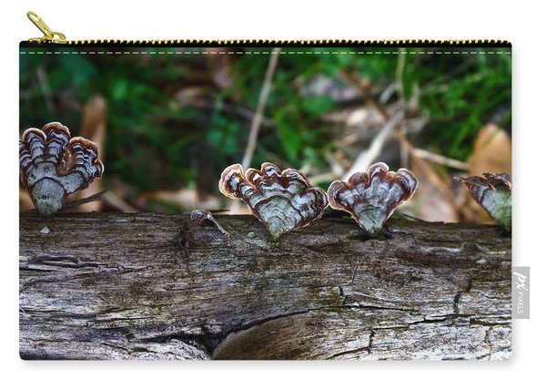 Natures Fantasy Fans Carry-all Pouch