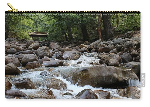 Nature's Flow  Carry-all Pouch