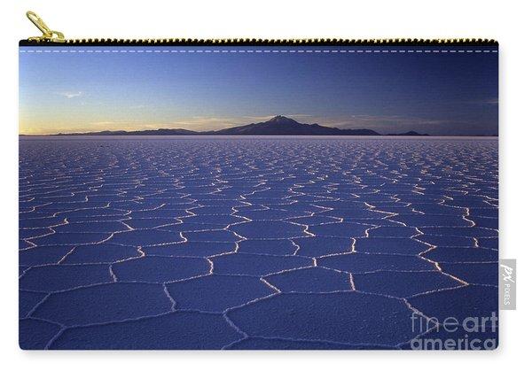 Natures Geometry Salar De Uyuni Carry-all Pouch