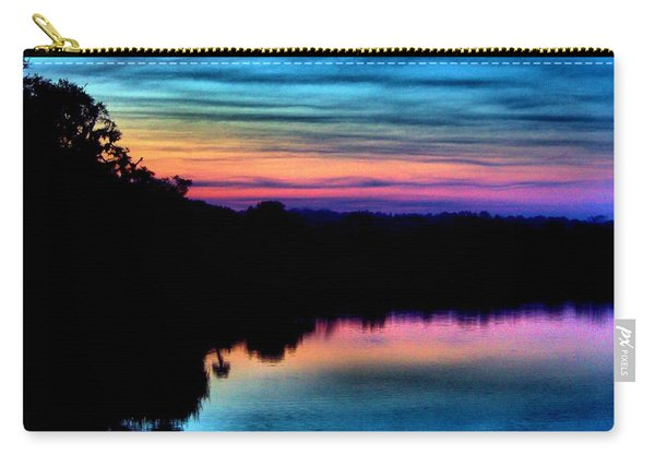 Nature's Rainbow Carry-all Pouch