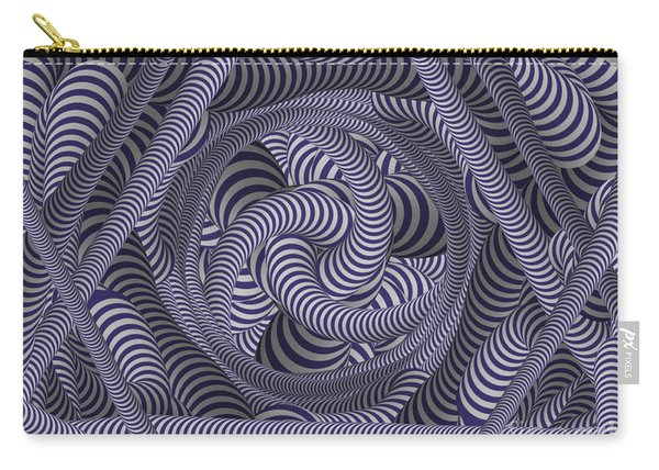 Nautical Coloured Design Carry-all Pouch
