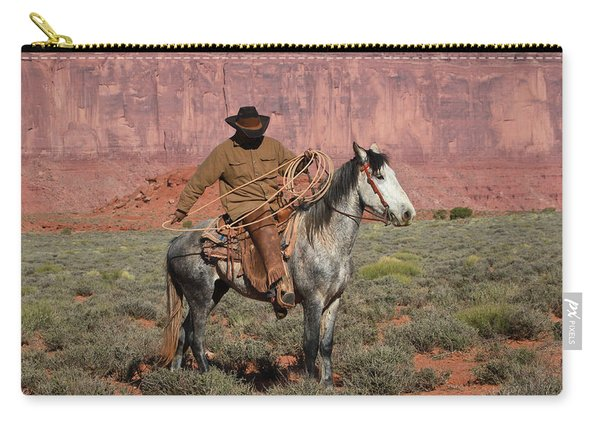 Navajo Cowboy Carry-all Pouch