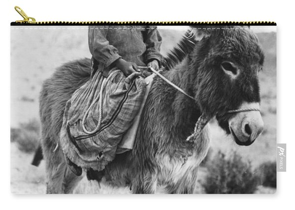 Navajo Herder Carry-all Pouch