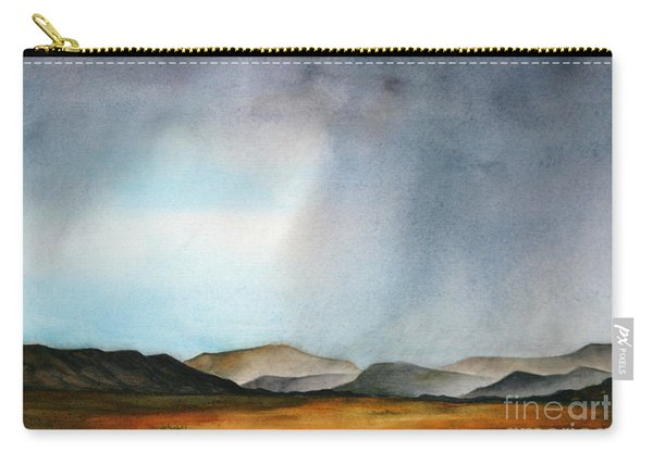 Navajo Storm Carry-all Pouch