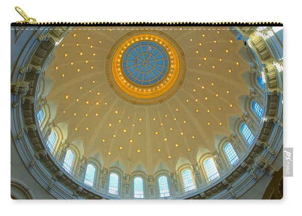 Naval Academy Chapel Side Dome Carry-all Pouch