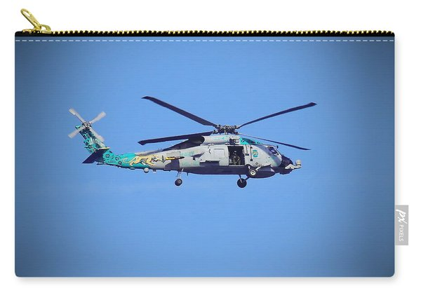 Navy Jaguar Helicopter Carry-all Pouch
