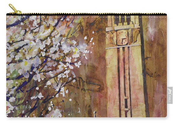 Ncsu Bell Tower Carry-all Pouch