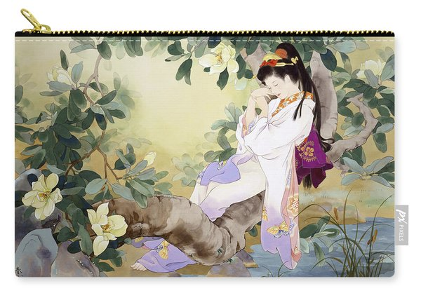 Nemuri No Otome Carry-all Pouch