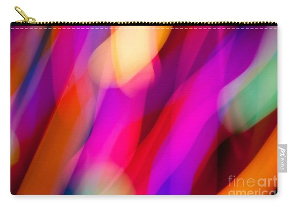 Neon Dance Carry-all Pouch