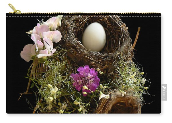 Nest Egg Carry-all Pouch