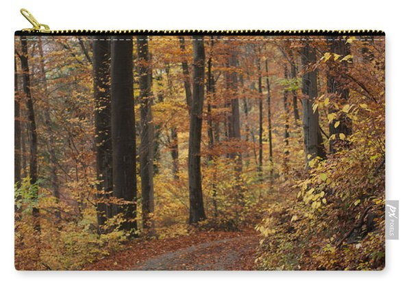 New Autumn Trails Carry-all Pouch