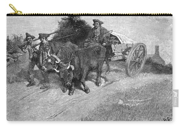 New Hampshire Minutemen Carry-all Pouch