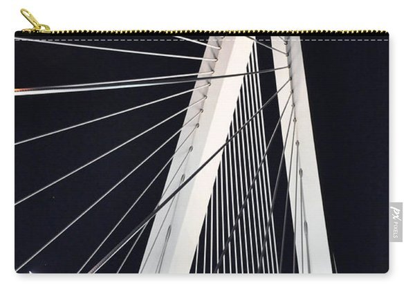 New Mississippi River Bridge Carry-all Pouch