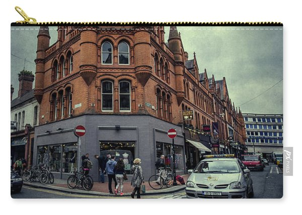 New Road. Old City. Carry-all Pouch