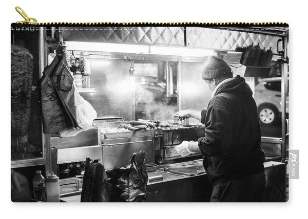 New York City Street Vendor Carry-all Pouch