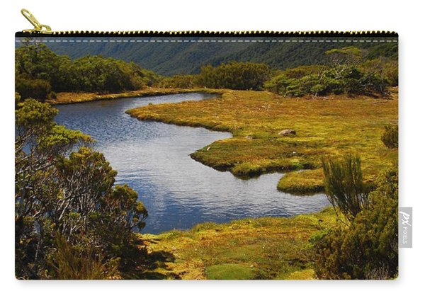 New Zealand Alpine Landscape Carry-all Pouch