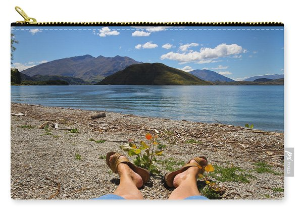 New Zealand Christmas Carry-all Pouch