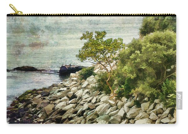Newport Cliff Walk Carry-all Pouch