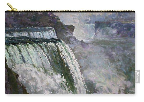 Niagara American Falls 2 Carry-all Pouch