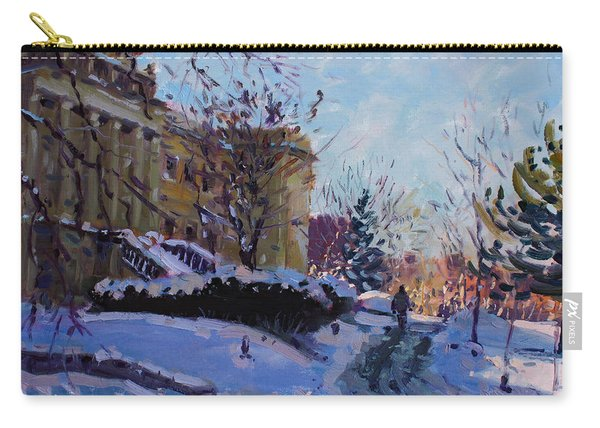 Niagara Arts And Cultural Center Carry-all Pouch