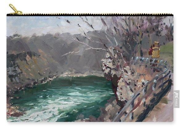 Niagara Falls Gorge Carry-all Pouch