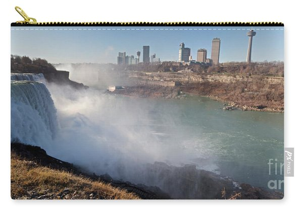 Niagara Falls Panorama Carry-all Pouch