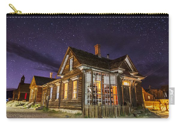 Night At The Cain House Carry-all Pouch