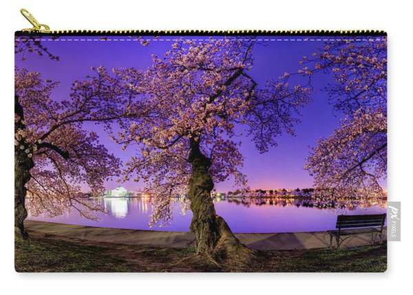 Night Blossoms 2014 Carry-all Pouch