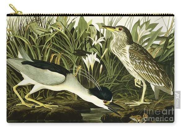 Night Heron Or Lua Bird Carry-all Pouch