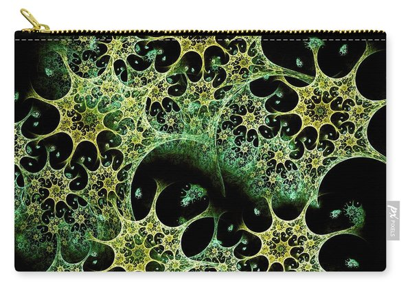 Night Lace Carry-all Pouch