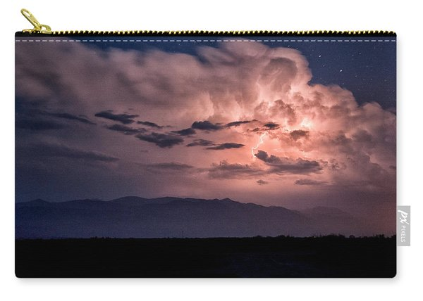 Night Lightning Carry-all Pouch