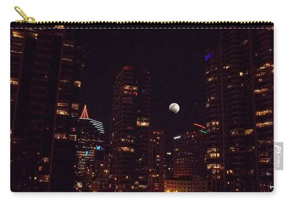 Night Passage - San Diego Carry-all Pouch